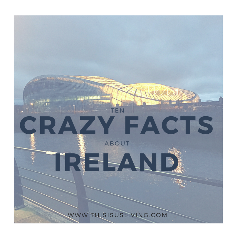 facts ireland