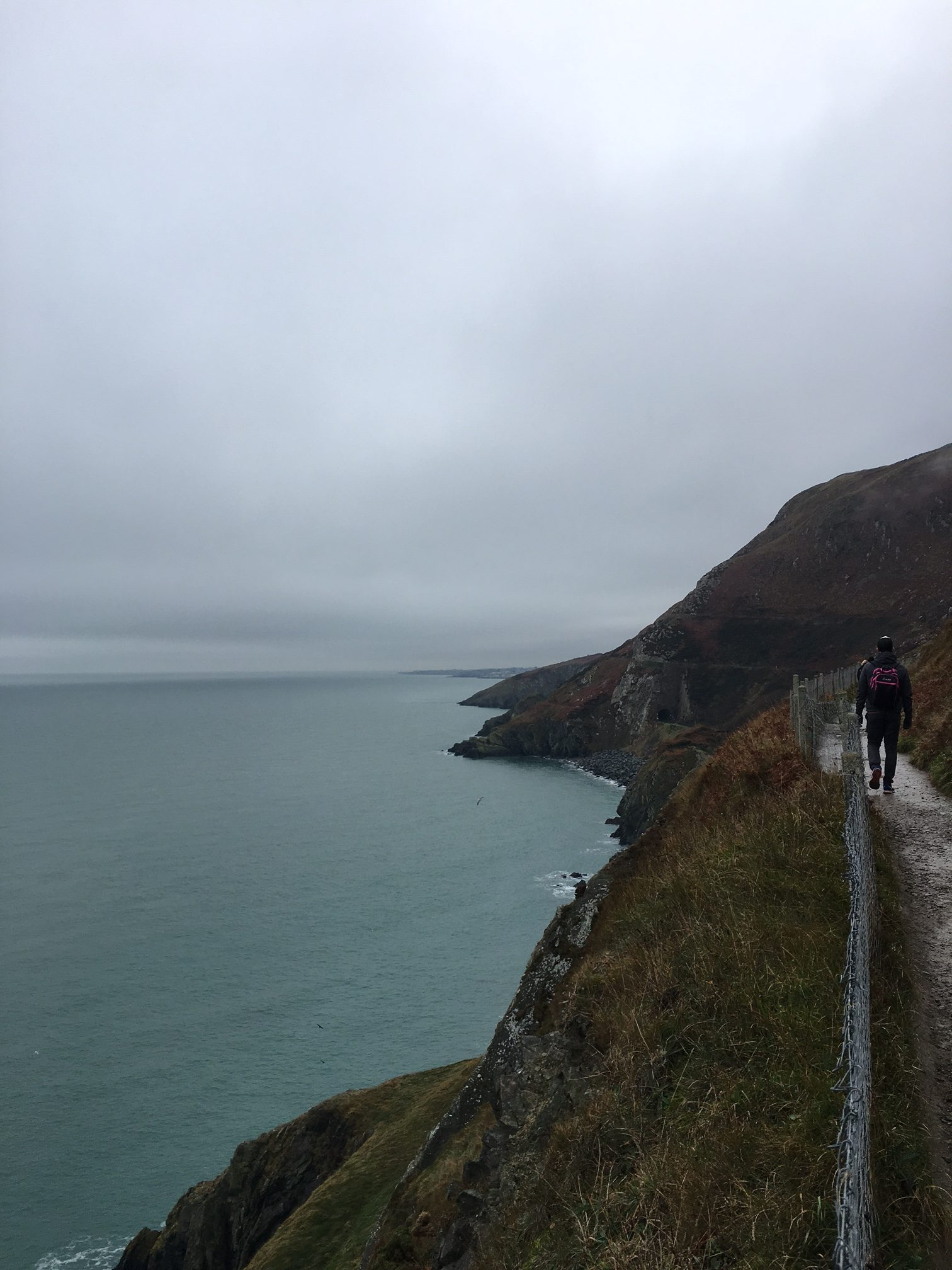 bray cliffwalk