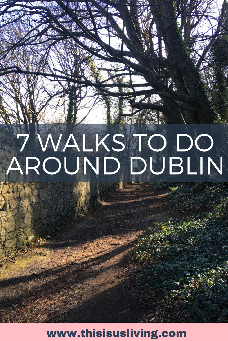 7 walks to do around Dublin; and all free to do, all year round!