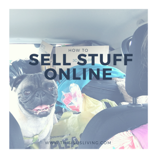 sell stuff online