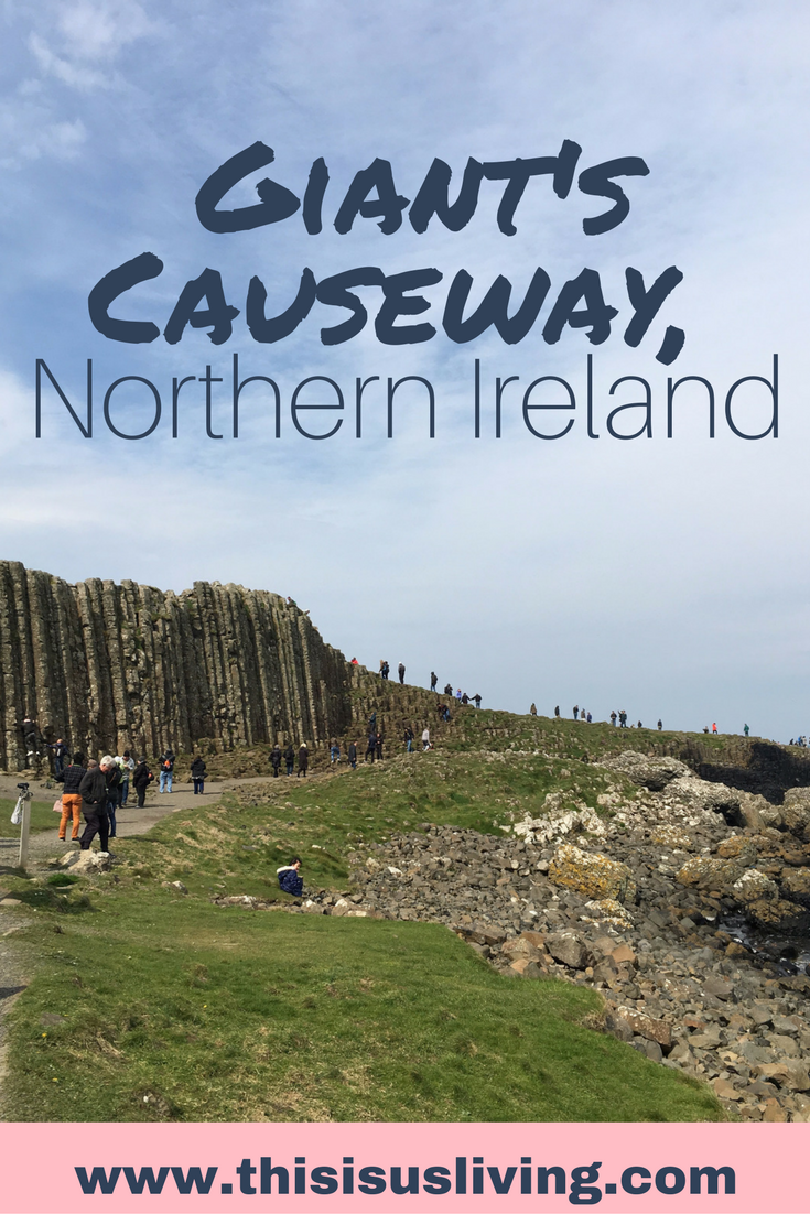 Visit Giant's Causeway, Northern Ireland - a UNESCO heritage sight. Take a bus tour up to Northern Ireland from Dublin. In one day: stop at several stops, learn a bit of Irish history and see beautiful views and coastlines.