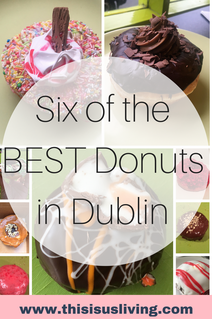 June 2nd is National Donut Day! Dublin might be known for Guinness, pub crawls and cliff walks. But Dublin needs to be known for making some of the best donuts we have ever eaten! Read this post to find the best donut stores in Dublin. Give them a try and let me know which is your fave!