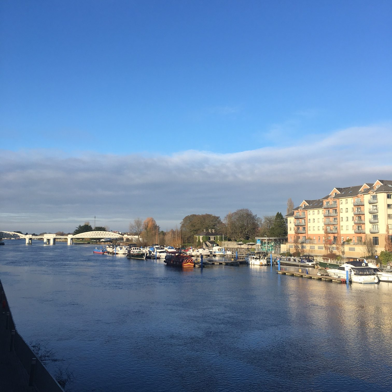River Shannon, Athlone, county Westmeath