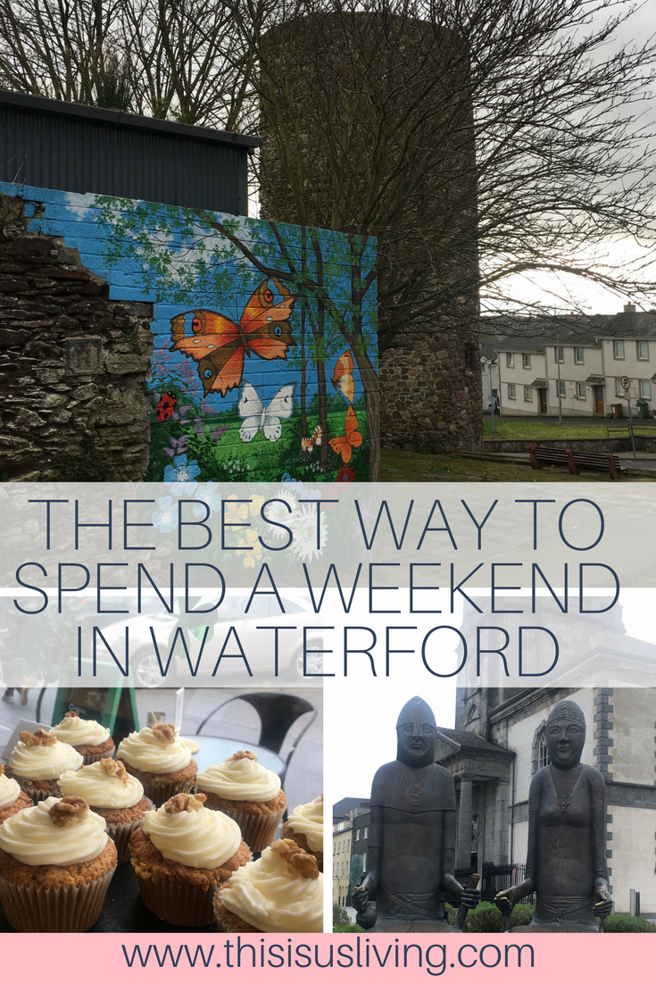 If you ever get the chance to visit Ireland, I hope you will go and visit the oldest city in Ireland, Waterford. Read this post for things to do, places to stay, and food to eat when visiting Waterford City for a weekend!