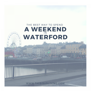 If you ever get the chance to visit Ireland, I hope you will go and visit the oldest city in Ireland, Waterford. Read this post for things to do, places to stay, and food to eat when visiting Waterford City!