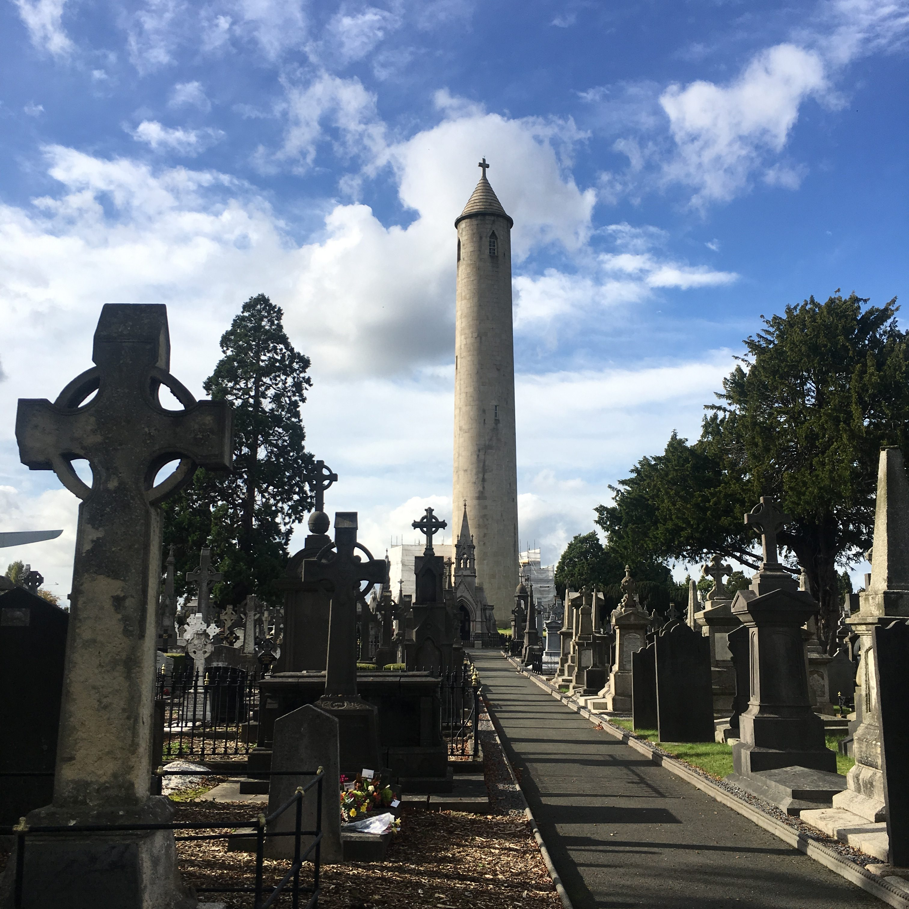 Fun fact about Glasnevin Cemetery: there are over 1.5million are buried in the cemetery, which is a greater number than people alive living in Dublin! If you believe a zombie apocalypse is coming, perhaps avoid living in Dublin! The tour cost EUR13, and it is rated one of the best tourist attractions in Dublin (according to Trip Advisor).