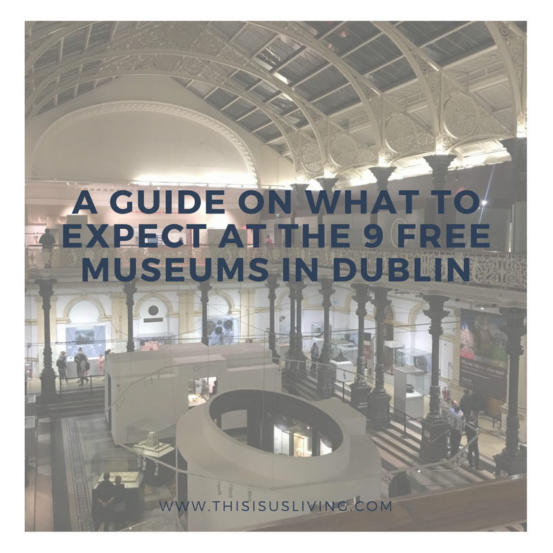 Did you know that there are NINE museums in Dublin that you can visit all year round? They all offer unique insights into irish history, arts and culture. Here is the list of the nine free museums in Dublin - what they offer, and what you need to look out for at each spot.