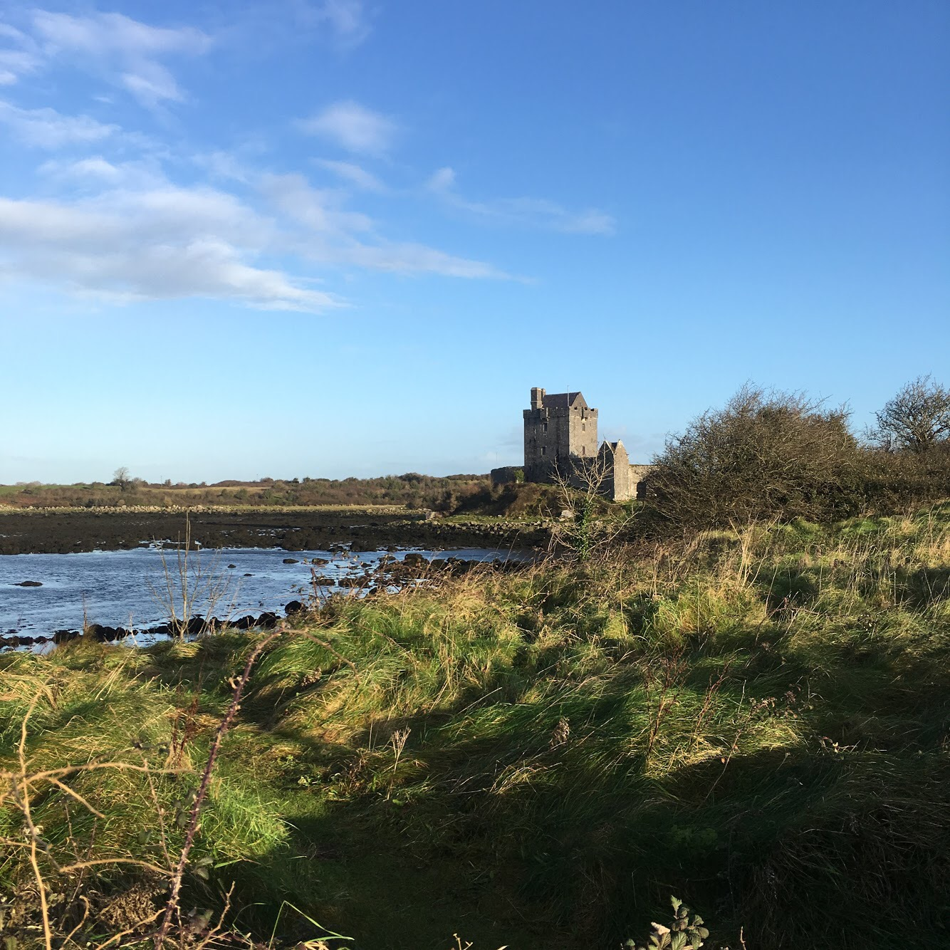 Dunguaire Castle, Kinvara, County Galway, Ireland