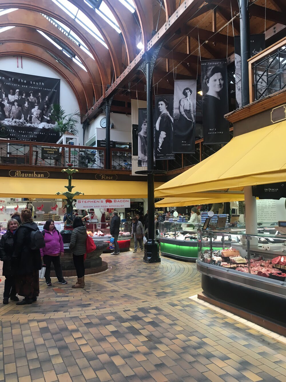 English Market, Cork, Ireland