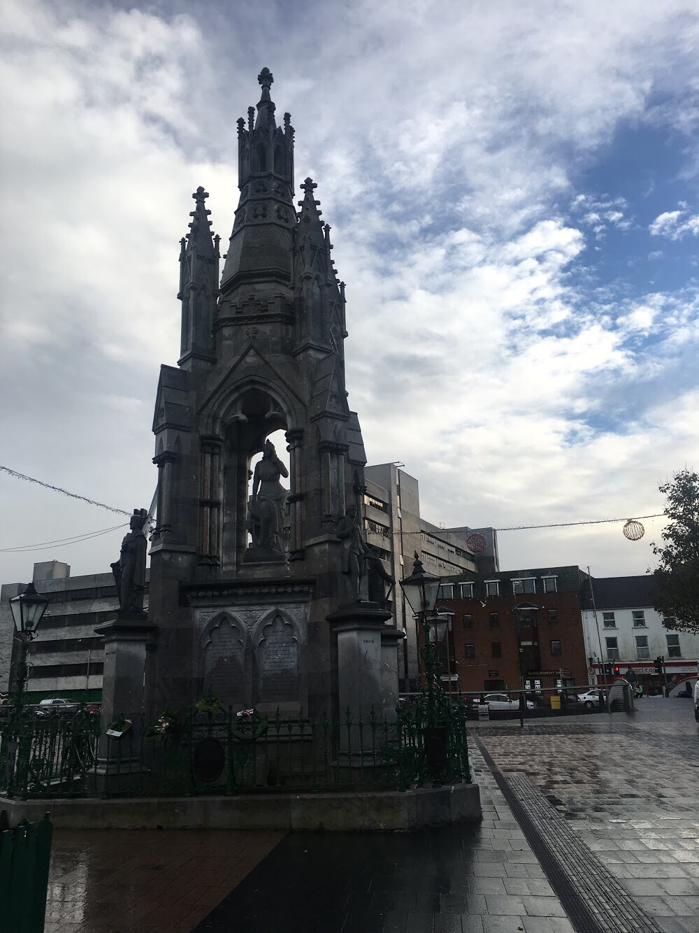 National Monument, Cork City, Ireland