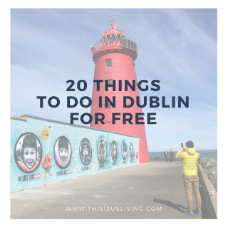Looking for some things to do this weekend that won't cost you a million Euro? On a tight budget but still want to explore as much of Dublin as you can, without breaking the bank? Here are 20 ideas on things you can do in Dublin that are completely free to do!