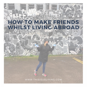 Making friends, wherever you are in the world, requires a lot of putting yourself out there. It means you have to keep trying different ways to make friends. Here are my tips to finding friends whilst living abroad!