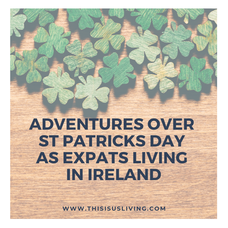What St Patrick's Day means to expats living in Ireland